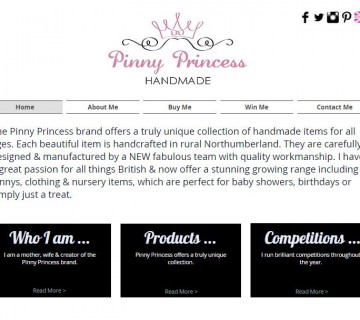 Pinny Princess